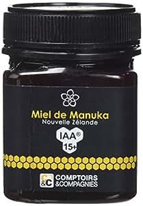 COMPTOIRS ET COMPAGNIES Miel de Manuka IAA15+ 250 g