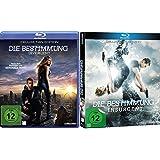 Die Bestimmung - Divergent und Insurgent (Teil 1 + 2) im Set - Deutsche Originalware