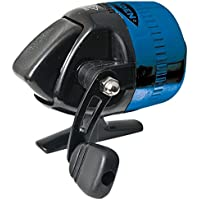 FLADEN 2240 Spincast Closed Faced Thumb Cast Fishing Reel (pre-spooled with 8lb line on) [11-401]