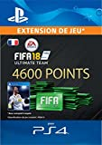 FIFA 18 Ultimate Team - 4600 Points FIFA | Code Jeu PS4 - Compte français