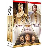 Isabel + La corona partida + Carlos, Rey Emperador