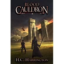 Blood Cauldron (Daughter of Havenglade Fantasy Book Series 3) (English Edition)