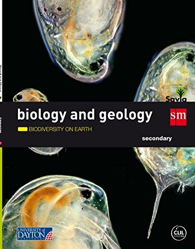 Biology and geology. 1 Secondary. Savia: Madrid, Castilla y León, Aragón y Principado de Asturias - Pack de 3 libros - 9788416346745
