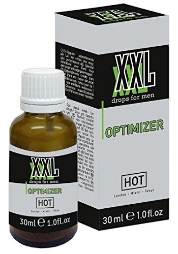 HOT XXL Drops Optimizer, 1er Pack (1 x 30 ml)