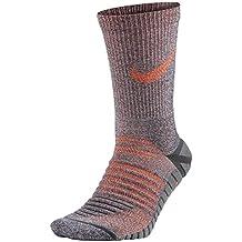 Nike Strike CR7Crew Calcetines, todo el año, hombre, color gris, tamaño 36-38