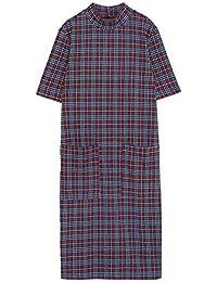 7ceab64fc276 Zara Women's Midi Dress with Pockets 5039/472 Blue