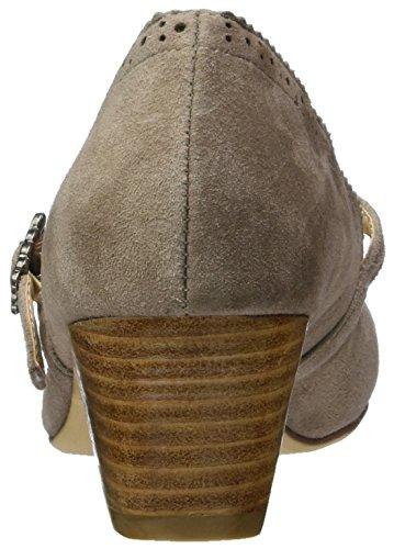 Andrea Conti - 3003400, Scarpe col tacco Donna Beige (Taupe)
