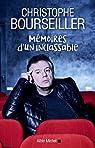 Mémoires d'un inclassable par Bourseiller