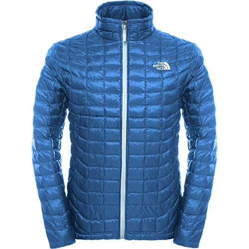 The North Face Herren Daunenjacke Thermoball, Small Blau - Dish Blue - Face The Jacke North Snow Herren