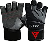 Best Gants RDX Crossfit - RDX Gants de Musculation Poignet workout Crossfit Fitness Review