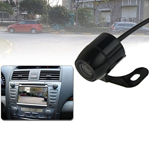 Waterproof Wired Butterfly DVD Rear View Camera , Support Installed in Car DVD Navigator or Car Monitor, Wide Viewing Angle: 170 degree (YX003)