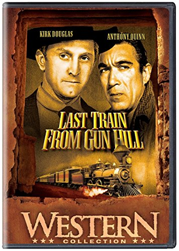 Last Train from Gun Hill - Western Collection