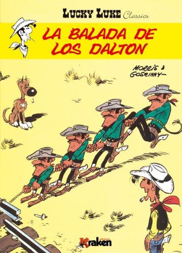 Lucky Luke. La balada de los Dalton (Clásicos)