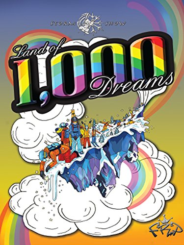Land of 1,000 Dreams Cover