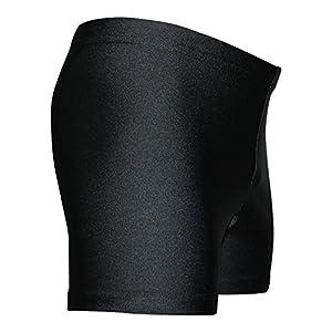 GymStern Hotpants Turnhose Shorty aus Lycra mit Glitzer Effekt | ML110889