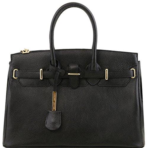 tuscany-leather-tl-bag-sac-a-main-pour-femme-avec-finitions-couleur-or-noir-sacs-a-main-en-cuir