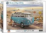 Eurographics 6000–5310die Liebe und Hoffnung VW Bus Puzzle (1000Teile)
