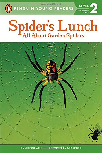Spider's Lunch (Penguin Young Readers. Level 2)