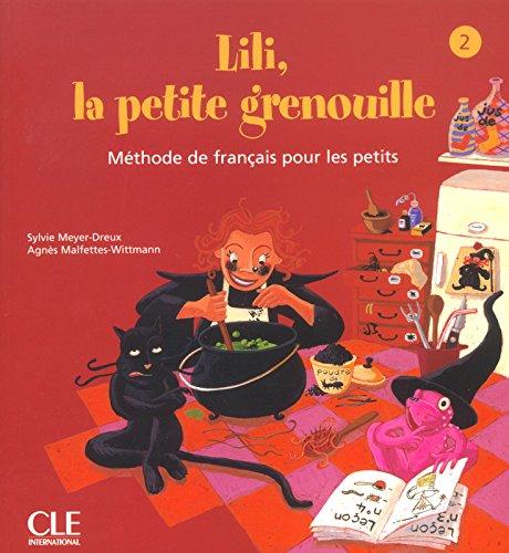 Lili, la petite grenouille, 2 (Livre de l'lve)
