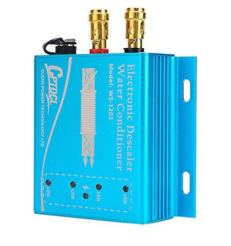 Descalcificador Electrónico De Agua Para Tubo De Cobre De PVC, Cierre De Carcasa De Aleación De Aluminio