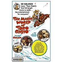 The Magic World of Topo Gigio Poster (27 x 40 Inches - 69cm x 102cm) (1965)
