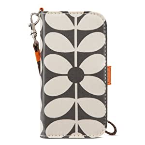 Belkin Orla Kiely Optic Stem Design Wristlet Folio with Card Pockets and Tab Closure for iPhone 5 and 5s