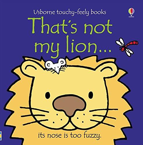 That's Not My Lion por Fiona Watt