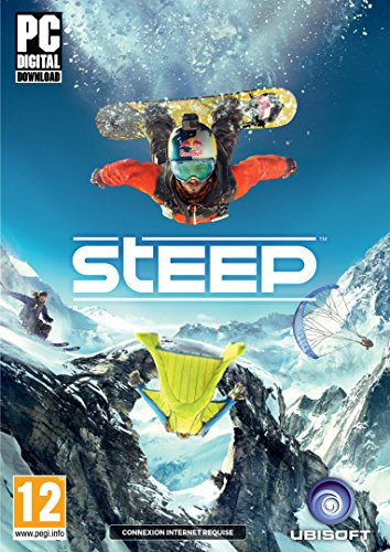 Price comparison product image Steep [PC Code - Uplay]