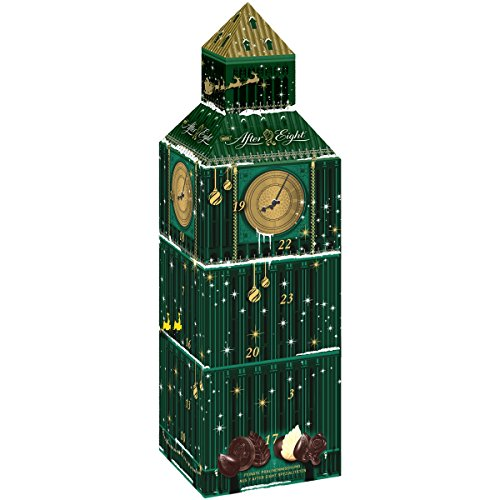 Nestle After Eight Adventskalender, 3D Big Ben Design, 1er Pack (185g)