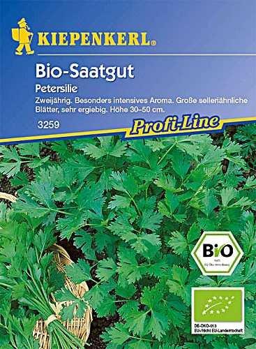 Petersilie Gigante de Italia Bio-Saatgut