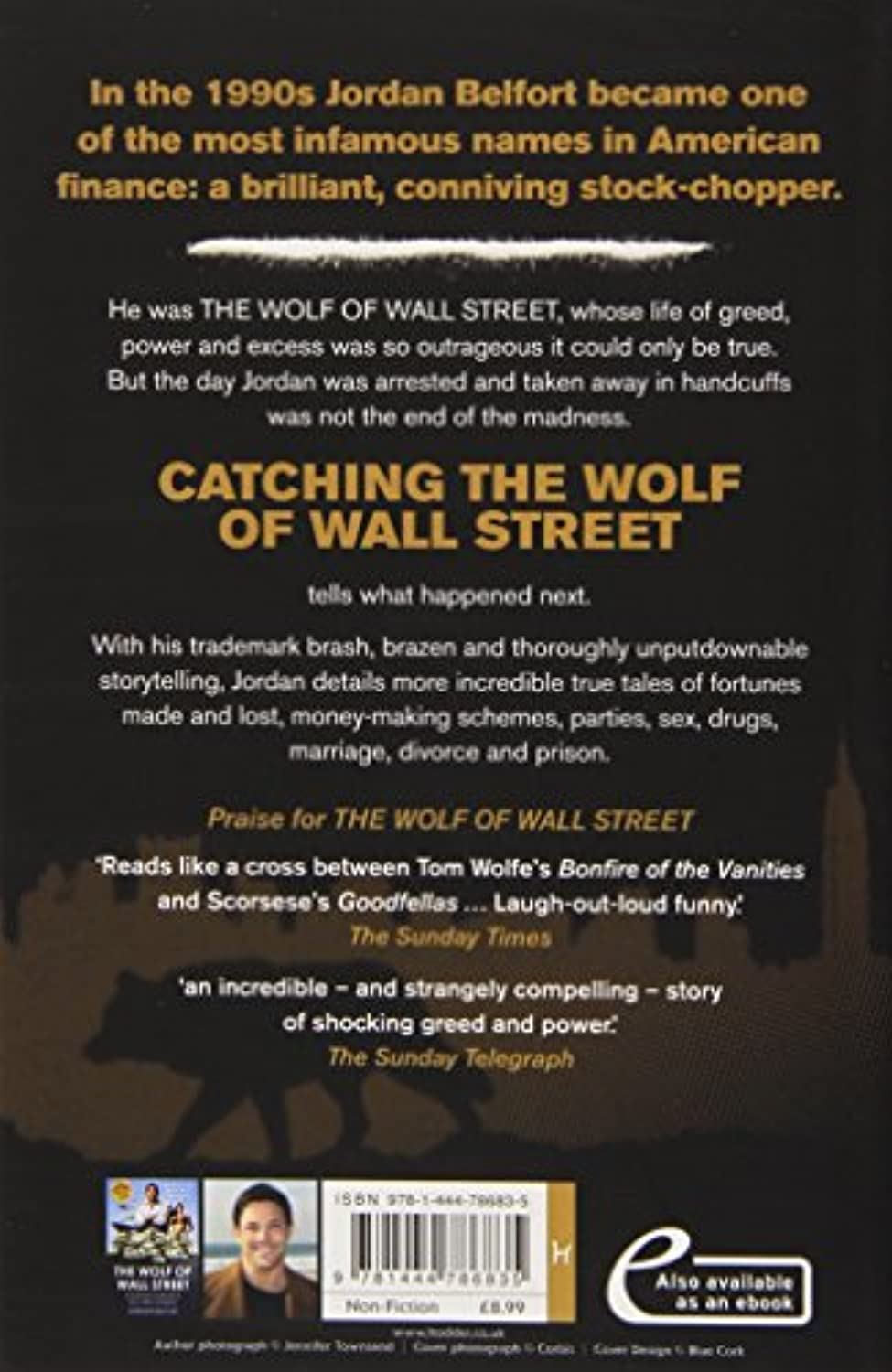 Wolf Of Wall Street Ebook