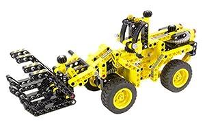 Tekno Toys 85000053-Active Bricks Madera 2en 1Carga y Duna Buggy
