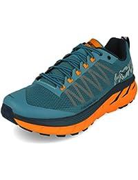 Hoka One , Scarpe da Camminata ed Escursionismo Uomo Alloy/Steel Gray 43 1/3 EU