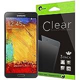 Samsung Galaxy Note 4 Screen Protector Displayschutzfolie, i-Blason 3er Pack ...