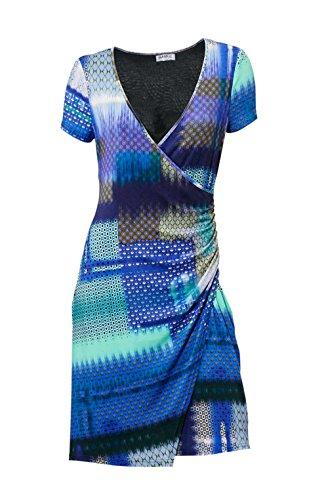 Class International -  Vestito  - Donna Blu (blu)