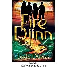 Fire Djinn (Djinn Quintet)