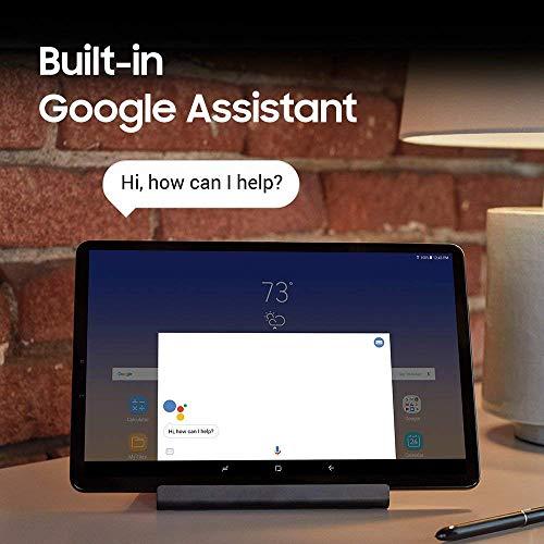 Samsung Galaxy Tab S4 SM-T835NZKAINS Tablet (10.5 inch, 64GB, Wi-Fi + 4G LTE + Voice Calling), Black