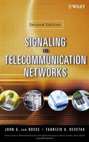 Signaling in Telecommunication Networks (Wiley Series in Telecommunications and Signal Processing Book 87) (English Edition) Mobile Trunk