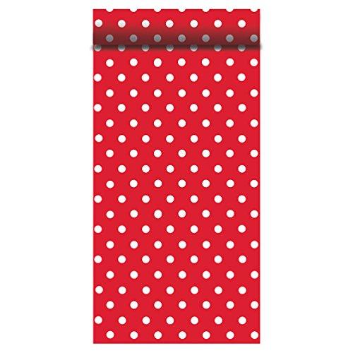 Susy Card 40001166 Fascia Da Tavola Decorazione Motivo Pois