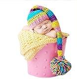 BabyMoon Woolen Crochet Cap (Pink)