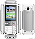 Nokia C5-00 - 3G 5MP Smartphone Cell Phone (Imported Unlocked) - Silver