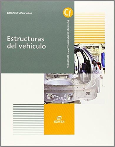 Estructuras del vehiculo par Gregorio Vizán Viñas
