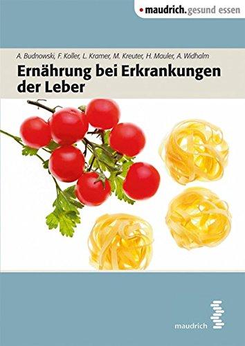 Ernährung bei Erkrankungen der Leber (maudrich.gesund essen)