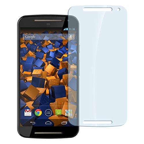 2. Moto Motorola E Generation (mumbi Panzerfolie für Motorola Moto G 2. Generation Glasfolie Hartglas 9H)