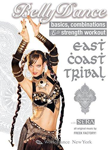 East Coast Tribal Bellydance - basics, combinations & strength workout [OV] -