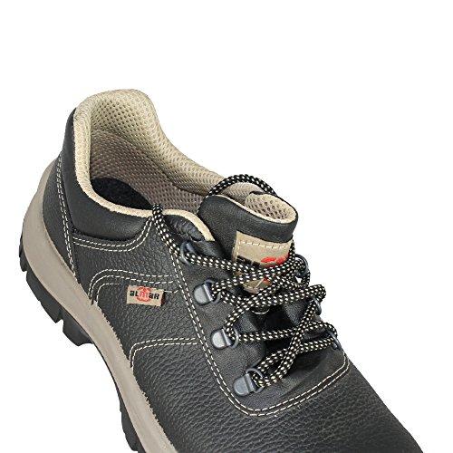 Almar berufsschuhe s1P sRC chaussures de loisir à plat noir Schwarz