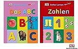 Unbekannt DK Erstes Lernen Set: Das ABC + Zahlen