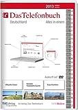 Das Telefonbuch. Deutschland Fr�hjahr/Sommer 2013 inkl. R�ckw�rtssuche Bild