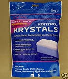 Kontrol Krystals Dehumidifier replacement crystals 500g