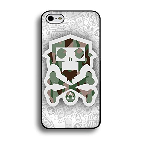 Army Camouflage Pattern Iphone 6 / 6s ( 4.7 Inch ) Phone Case Cover,Cool Pirate (Army Camouflage Pattern)
